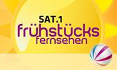 Logo Sat1-Frühstücksfernsehen